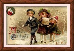 Cartoline Di Natale Depoca.Cartoline Di Natale Supernatale Com