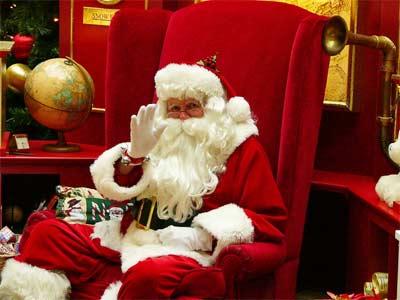 Babbo Natale Wikipedia.Babbo Natale Supernatale Com
