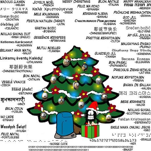 Buon Natale In Spagnolo.Natale Nel Mondo Supernatale Com